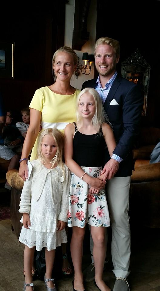 Porträtt på familjen Ask